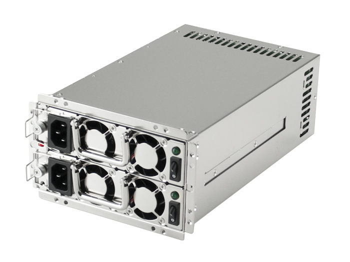 Zippy MRM-6650P 650W 1+1 Redundant PSU ATX/EPS