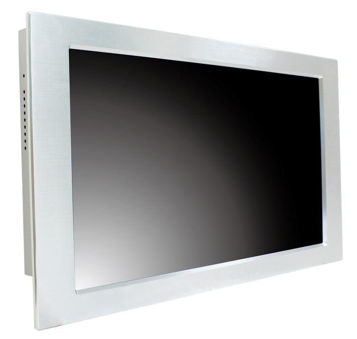 "Iwill AluFrame 17.3"" 16:9 Touch - Frame"