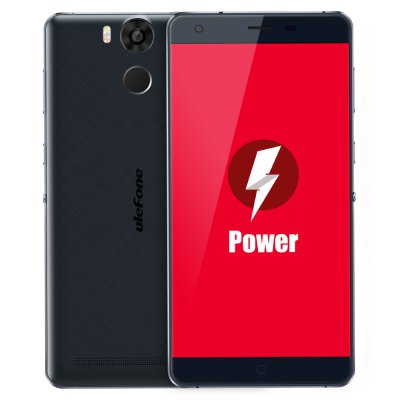 "Ulefone Power 4G LTE 5.5"" FHD 1920x1080 LPTS Android - Sort"