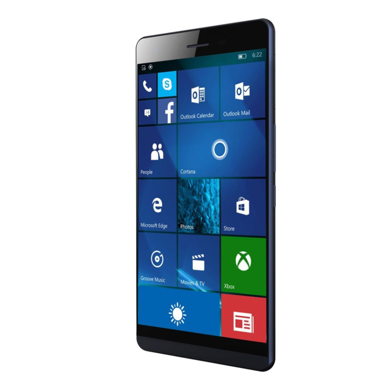 "Coship Moly X1 4G 5.5"" HD 1280x720 LPST Windows Mobile 10 - Sort"