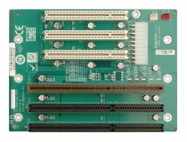 IEI IP-4S2A-RS 3 PCI / 2 ISA ATX Backplane