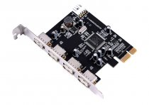 IOCrest MM-PCE9990-4U 4 x USB 2.0 PCI-E 1X