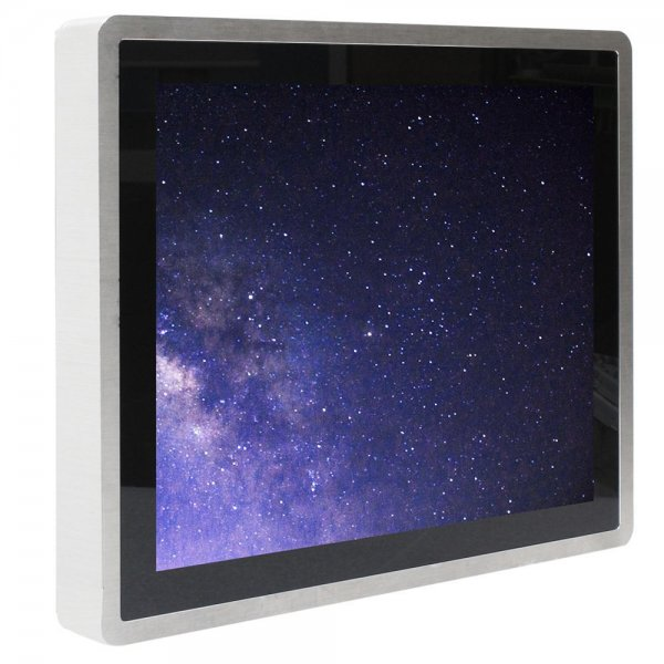 "Iwill 12.1"" 4:3 Multi Touch - Full IP67 - WideTemp"