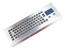 Iwill 65-TP-MDT Tastatur m/touchpad - IP65 - IP68 / Vandalsikkert - Compact