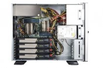 Iwill ecoia Tower Xeon-SP 1~4 Computing Accelerator / Deep Learning
