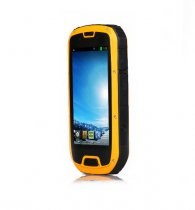 "Iwill S09 Rugged 3G 4.3"" FWVGA 960x540 IPS Android - Gul / Sort 1"
