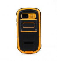 "Iwill S09 Rugged 3G 4.3"" FWVGA 960x540 IPS Android - Gul / Sort 2"