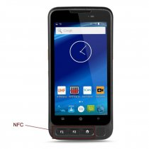 "Iwill V710 Rugged PDA 4G 5"" HD 1280x720 IPS Android - Sort 1"