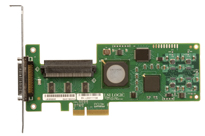 LSI SingleChannel U320 SCSI PCI-E