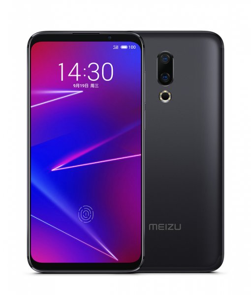 "Meizu 16 4G 6"" FHD+ 2160x1080 AMOLED Android - Sort"