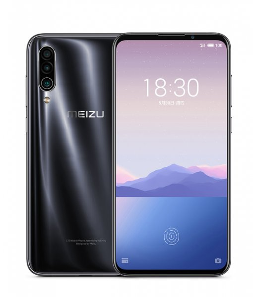 "Meizu 16Xs 4G 6.2"" FHD+ 2232x1080 AMOLED Android - Sort"
