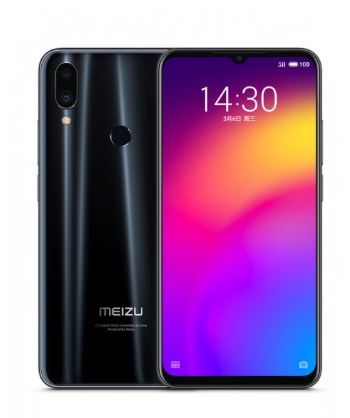 "Meizu Note 9 4G 6.2"" FHD+ 2244x1080 IPS Android - Sort"