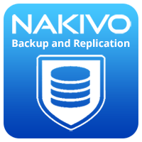 NAKIVO Backup & Repliaction Enterprise Essentials for VMware og Hyper-V (min. 2 pr. best, maks 6 pr. org)