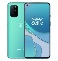 OnePlus 8T 5G 6.55″ FHD+ 2400x1080 AMOLED Android - Grønn