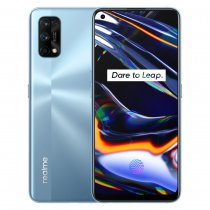 Realme 7 Pro 4G 6.4″ FHD+ 2400x1080 AMOLED Android - Sølv