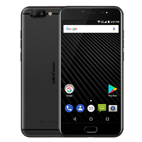 "Ulefone T1 4G LTE 5.5"" FHD 1920x1080 LPTS Android - Sort"